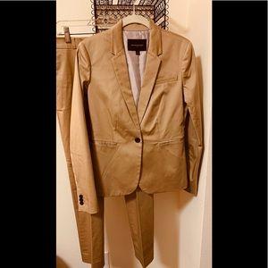 Banana Republic Factory Suit Jacket and Pants- 2